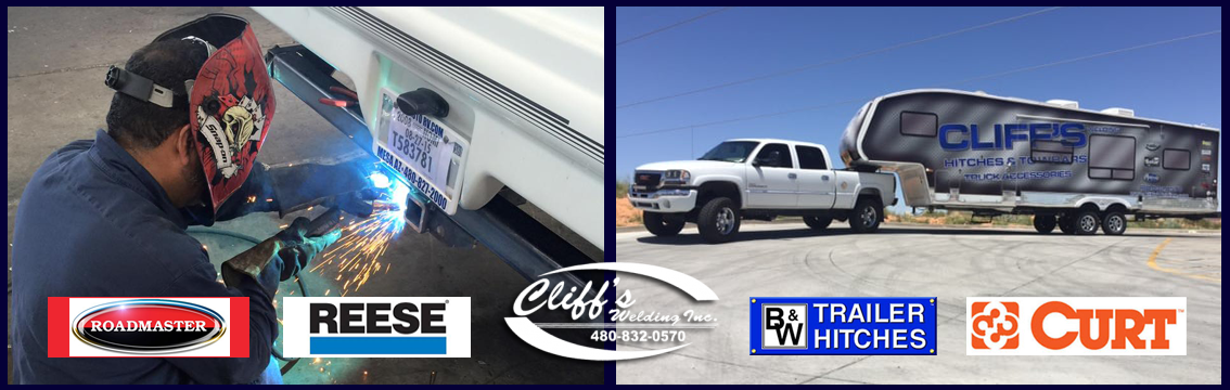 Tow Hitch Installation Near Me >> Trailer Hitch Installation Phoenix Cliff S Welding Arizona