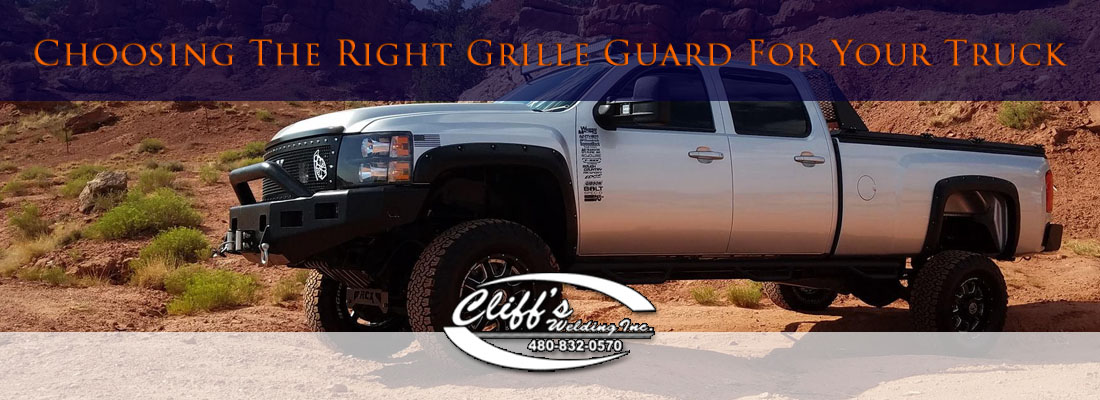 Choosing The Right Grille Guard For Your Truck