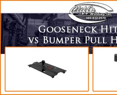Gooseneck Hitches vs. Bumper Pull Hitches