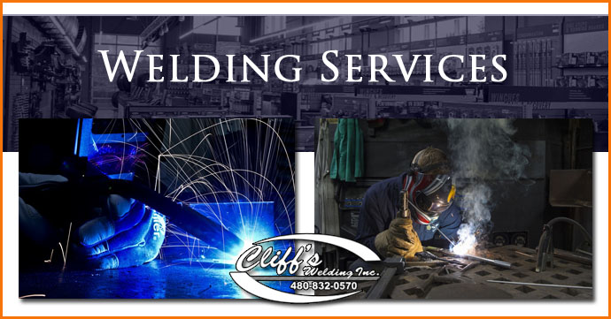 Welding Services Mesa Residential And Commercial Cliff